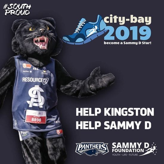 Sammy D Stars - City to Bay 2019